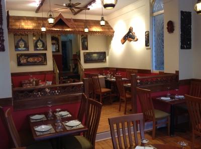 Project Thai restaurant